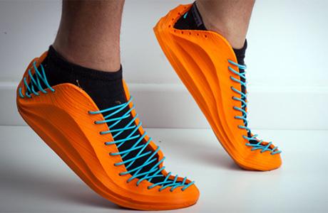3Dプリンターで靴_柔らかい素材_c