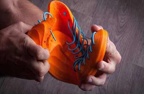 3Dプリンターで靴_柔らかい素材_d