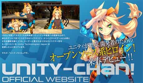 Unityちゃん